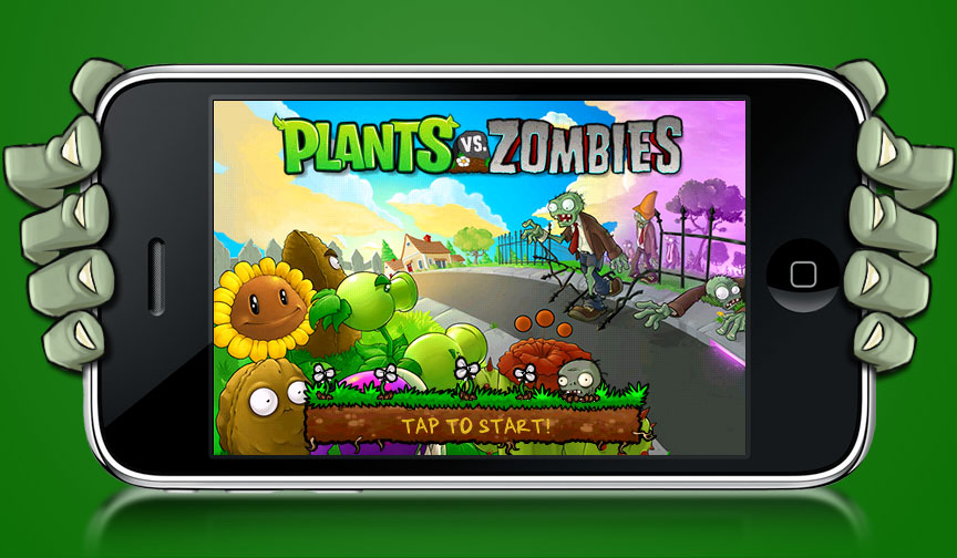 Plants vs zombies ios скачать - фото 3