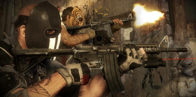 Army of Two: The Devil's Cartel Co-Op Demo Now Available on PSN and XBL