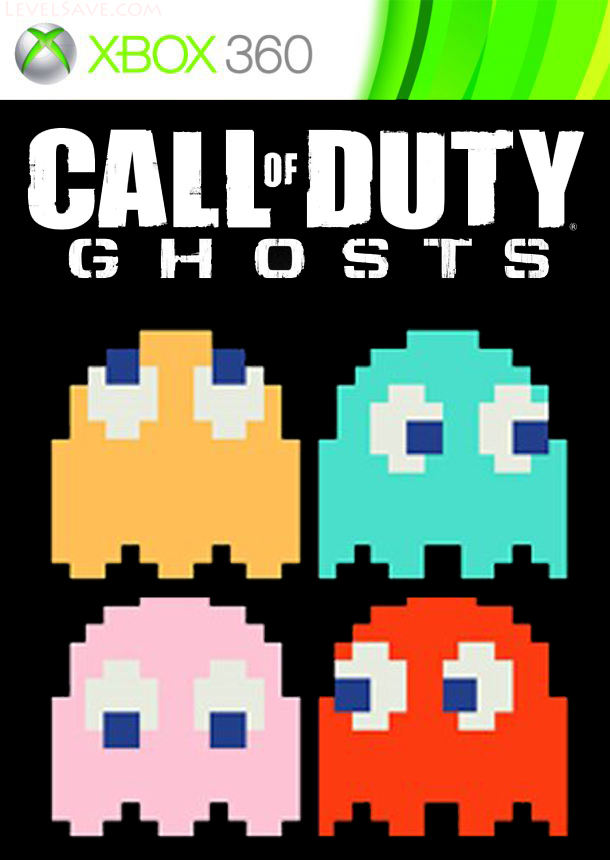 Call of Duty: Ghosts - Pac Man Edition