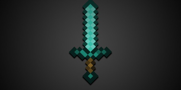 Real Sword Made Of Diamond A real diamond sword from