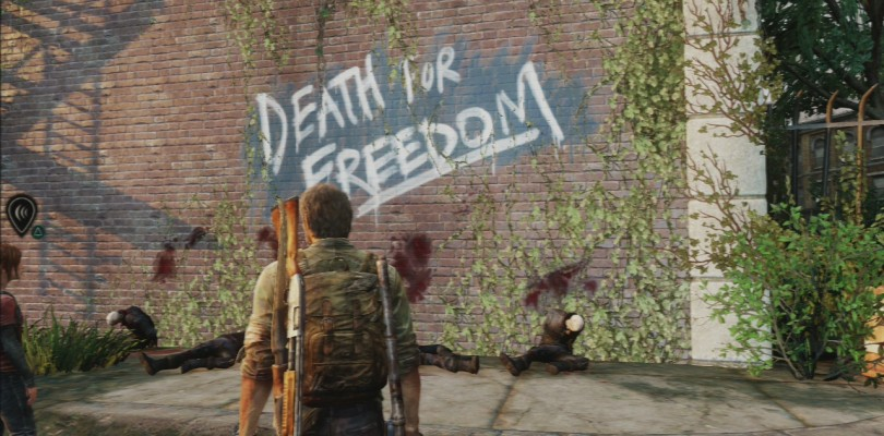 The Last of Us: I Became a Monster **Spoilers**