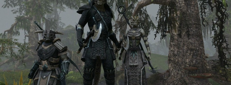 The Elder Scrolls Online Coming to PS4