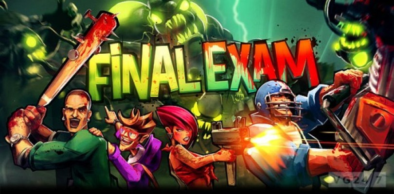 New Final Exam Screenshots Released Following E3