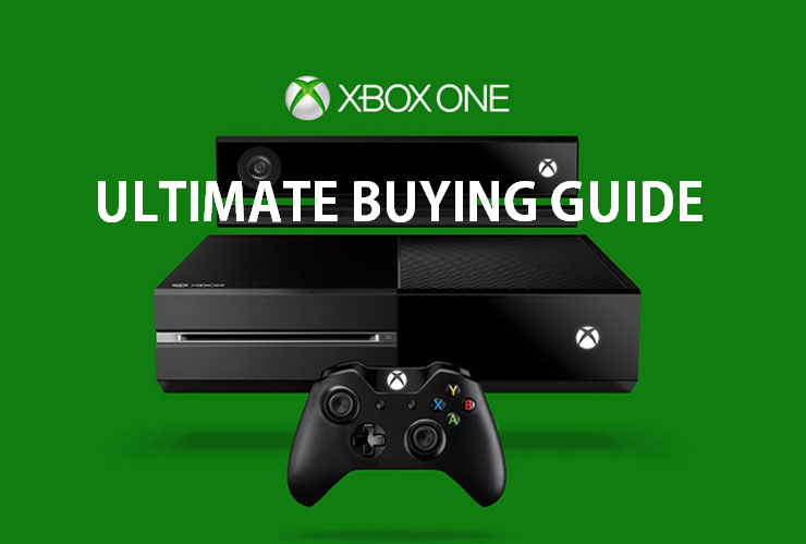The Ultimate Xbox One Buying Guide - So You're Getting an ...
