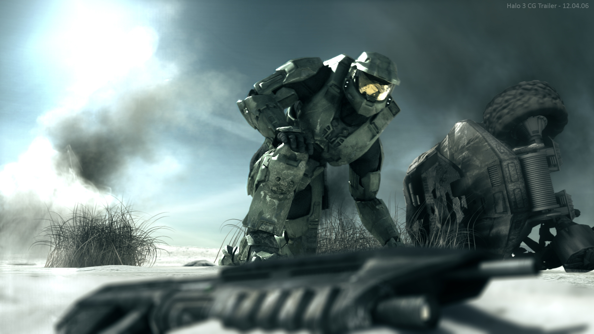 Finish The Fight: Has anything surpassed Halo 3's hype? - NeoGAF