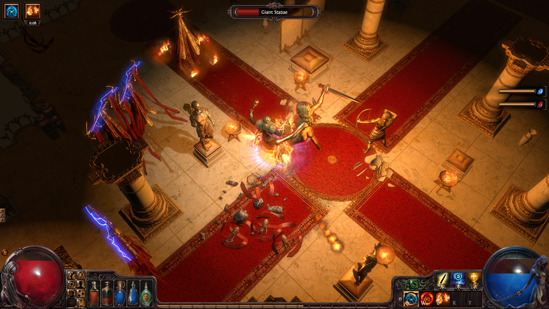 Path of Exile Act 3