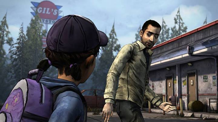 The Walking Dead Game Season 2