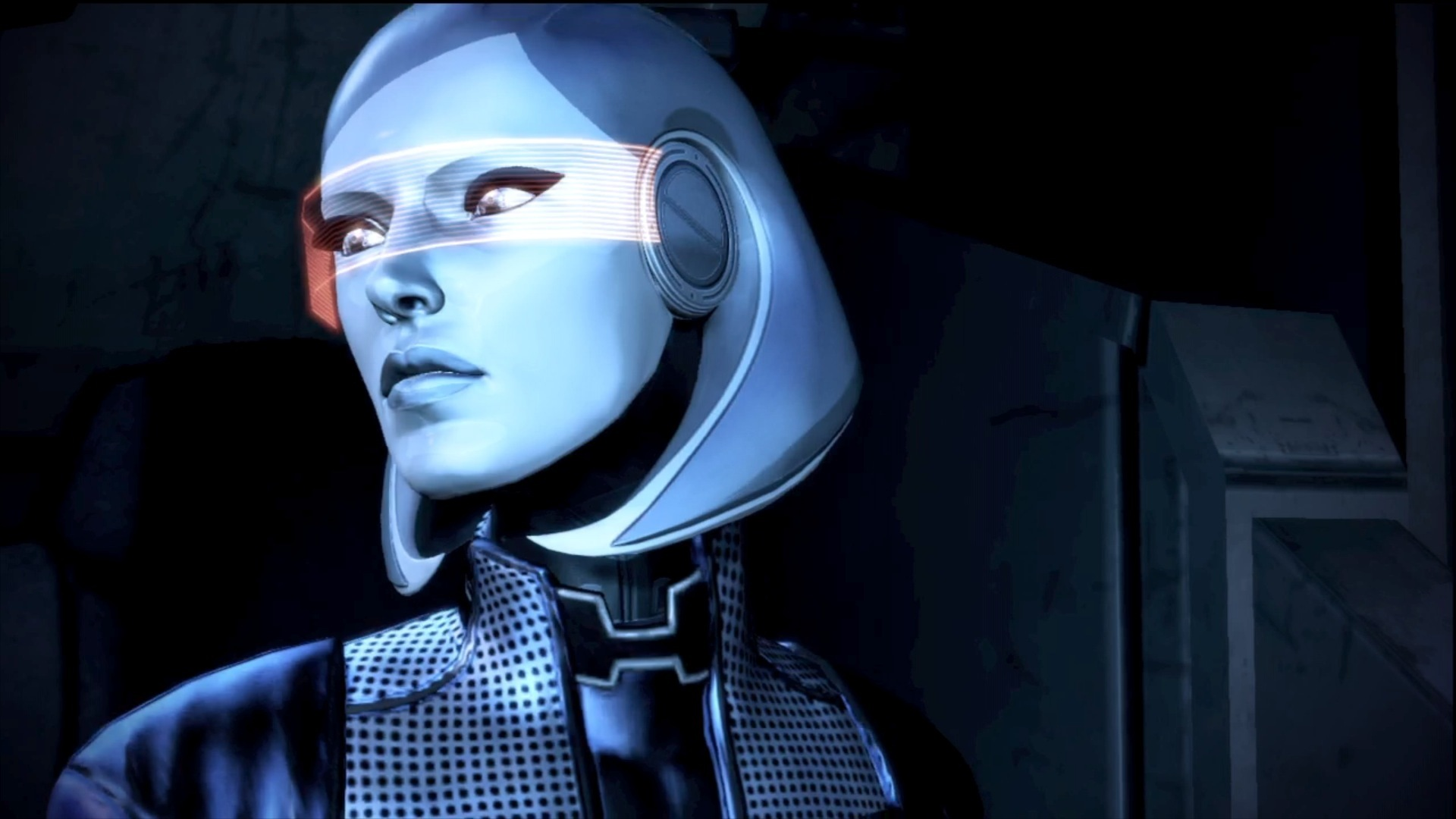 Top 10 Mass Effect Comrades EDI