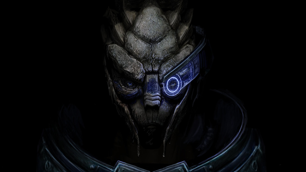 Top 10 Mass Effect Comrades Garrus