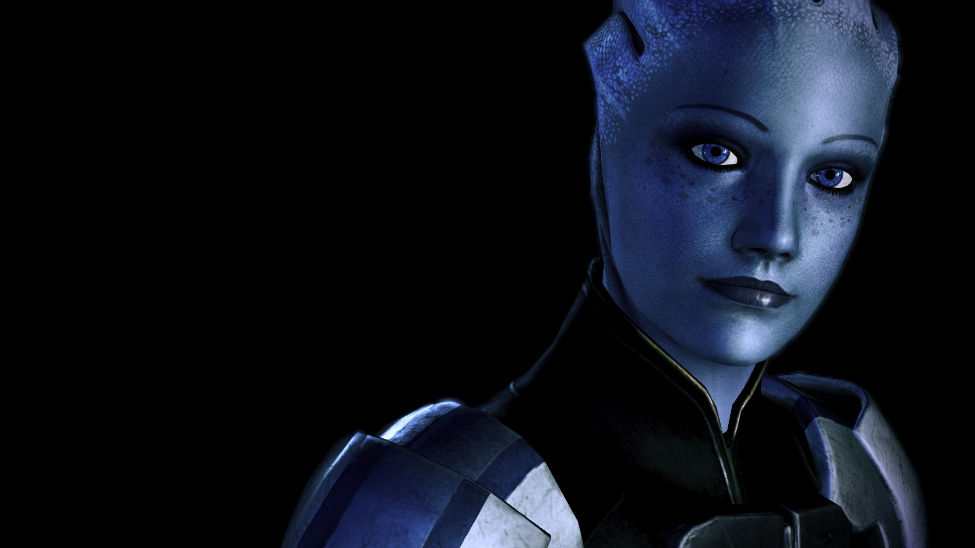 Top 10 Mass Effect Comrades Liara