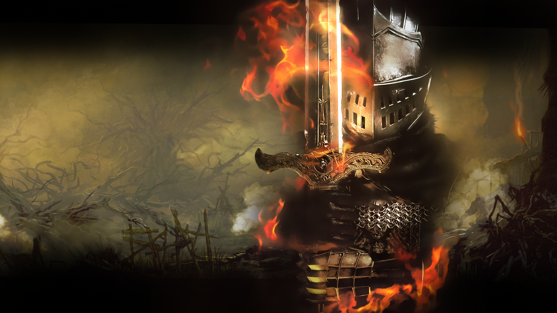 dark souls wallpaper breaking -#main