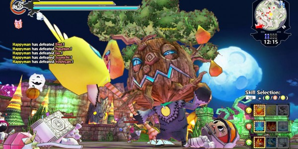 Happy Wars coming to Xbox One, features Cross Play with Xbox 360