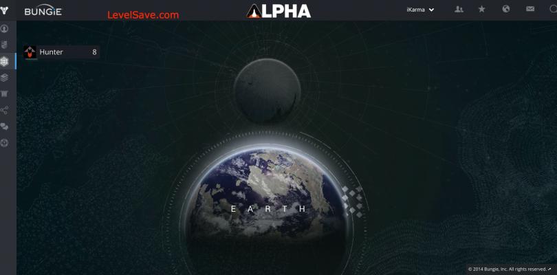 Destiny Alpha Website