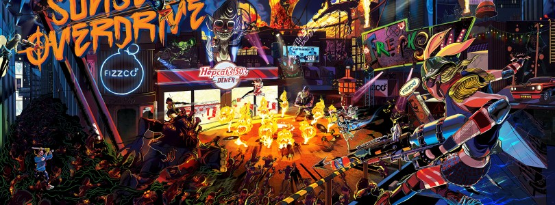 Sunset Overdrive is available now