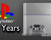 20th Anniversary PlayStation 4 revealed