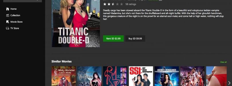 The Sexy Adventure of Van Helsing - Xbox Video