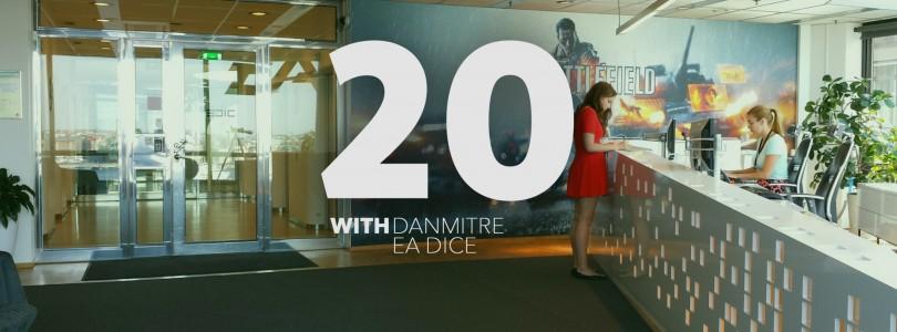 20 Questions with Battlefield 4's Dan Mitre